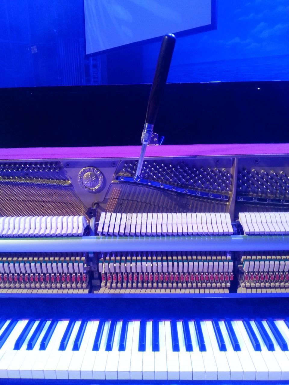 מכוון פסנתרים מקצועי