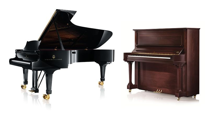 Photo: © Copyright Steinway & Sons