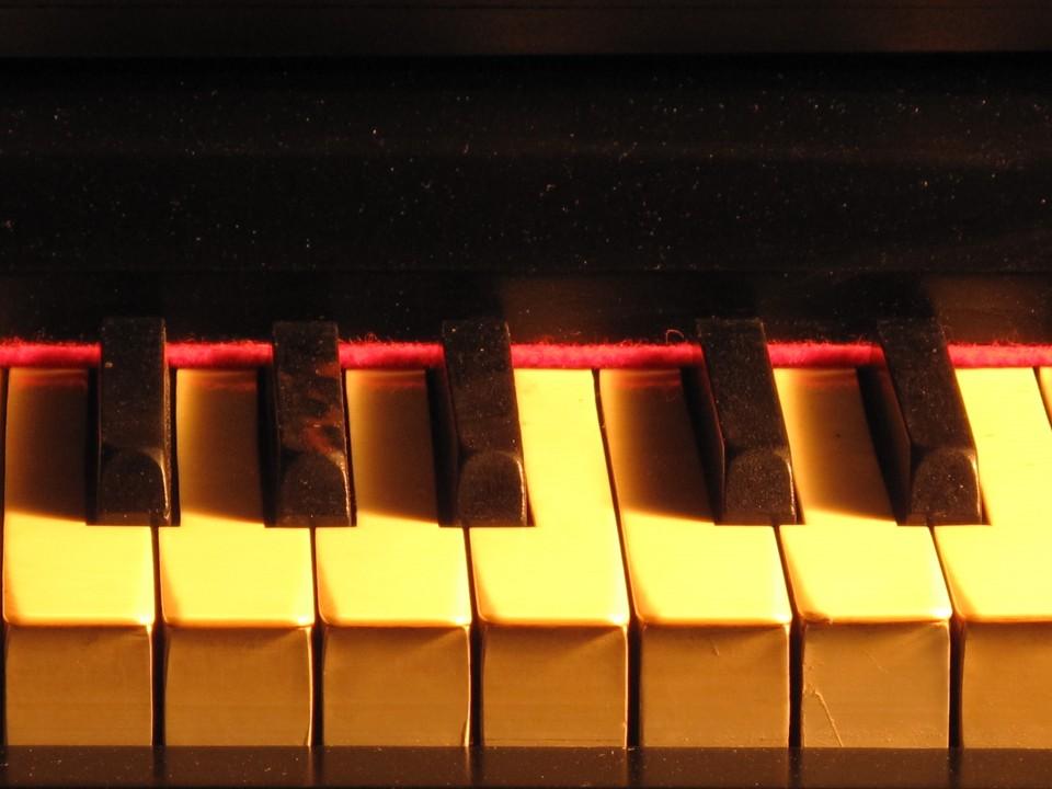 כיוון פסנתר
